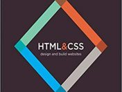 HTML and CSS: Design and Build Websites 1st Edition by Jon Duckett