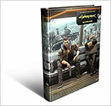 #1 Cyberpunk 2077 The Complete Official Guide-Collector's Edition Piggyback
