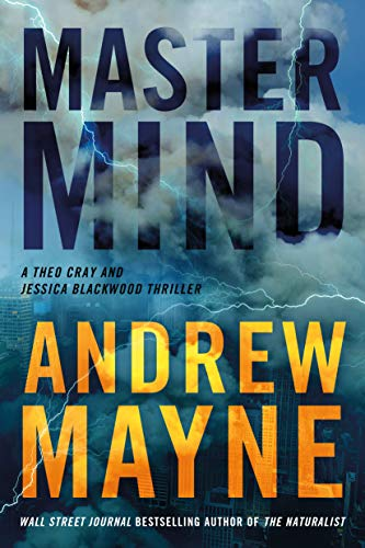 Mastermind A Theo Cray and Jessica Blackwood Thriller  Mayne, Andrew Kindle Store
