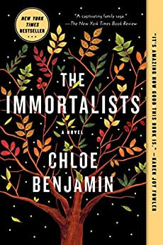 The Immortalists - Kindle edition by Benjamin, Chloe. Literature & Fiction Kindle  @ .
