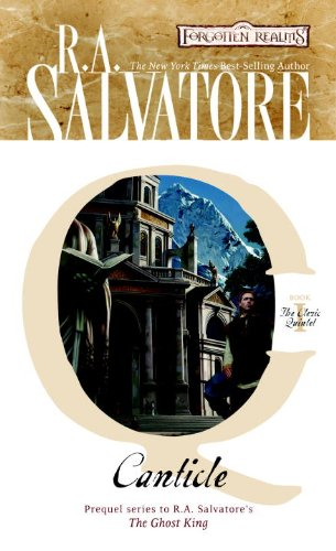 Canticle (The Cleric Quintet  1)  Salvatore, R.A. Kindle Store