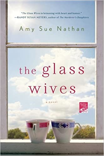 GLASS WIVES NATHAN, AMY SUE 9781250016560