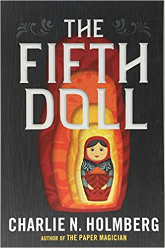 The Fifth Doll Holmberg, Charlie N. 9781477806104