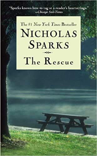 The Rescue (Turtleback School & Library Binding Edition) Sparks, Nicholas 9780613573245