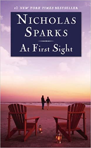 At First Sight (9781455545384) Sparks, Nicholas