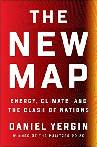 The New Map Energy, Climate, and the Clash of Nations Yergin, Daniel 9781594206436