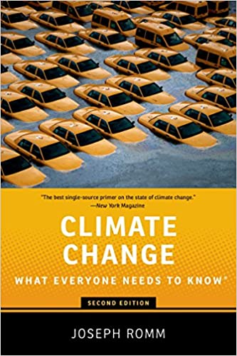Climate Change What Everyone Needs to Know® 2, Romm, Joseph -