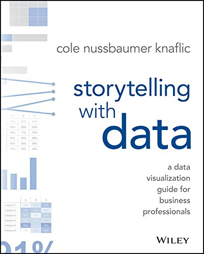 Storytelling with Data A Data Visualization Guide for Business Professionals  Knaflic, Cole Nussbaumer