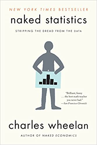 Naked Statistics Stripping the Dread from the Data 1, Wheelan, Charles -