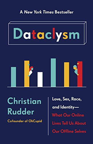 Dataclysm Love, Sex, Race, and Identity--What Our Online Lives Tell Us about Our Offline Selves  Rudder, Christian