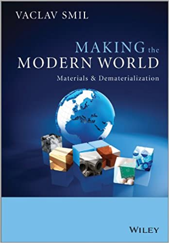 Making the Modern World Materials and Dematerialization  Smil, Vaclav