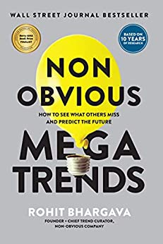 Non Obvious Megatrends How to See What Others Miss and Predict the Future (Non-Obvious Trends Series)  Bhargava, Rohit