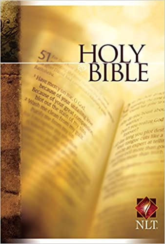 Holy Bible Text Edition NLT New Living Translation -  edition by Tyndale. Religion & Spirituality   @ .