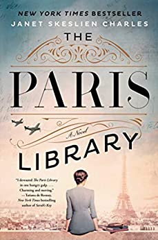 The Paris Library A Novel -  edition by Charles, Janet Skeslien. Literature & Fiction   @ .