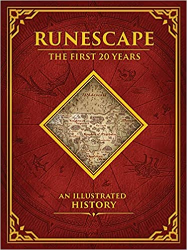 Runescape The First 20 Years--An Illustrated History (9781506721255) Calvin, Alex, JagEx