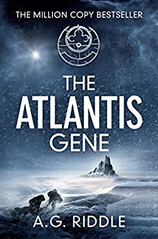 The Atlantis Gene A Thriller (The Origin Mystery,  1) -  edition by Riddle, A.G.. Mystery, Thriller & Suspense   @ .