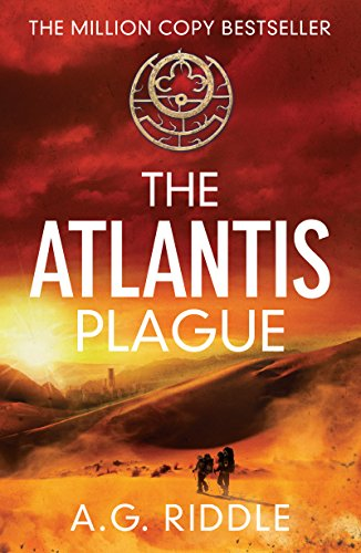 The Atlantis Plague A Thriller (The Origin Mystery,  2) -  edition by Riddle, A.G.. Literature & Fiction   @ .