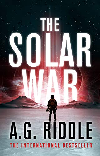 The Solar War (The Long Winter Trilogy  2) -  edition by Riddle, A.G.. Mystery, Thriller & Suspense   @ .