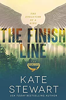 The Finish Line (The Ravenhood  3) -  edition by Stewart, Kate . Romance   @ .