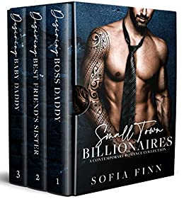Small Town Billionaires A Contemporary Romance Collection -  edition by Finn, Sofia. Literature & Fiction   @ .