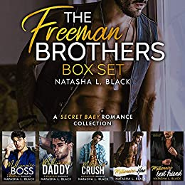 The Freeman Brothers A Secret Baby Romance Collection -  edition by Black, Natasha L.. Contemporary Romance   @ .