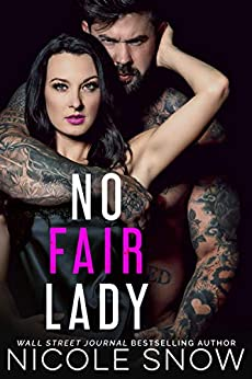 No Fair Lady (Heroes of Heart's Edge  5) -  edition by Snow, Nicole. Literature & Fiction   @ .