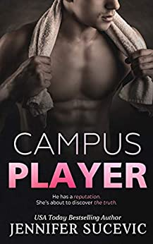 Campus Player -  edition by Sucevic, Jennifer . Contemporary Romance   @ .