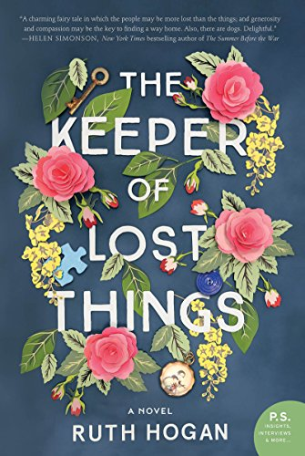 The Keeper of Lost Things A Novel -  edition by Hogan, Ruth. Literature & Fiction   @ .