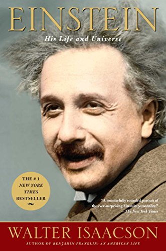 Einstein His Life and Universe  Isaacson, Walter