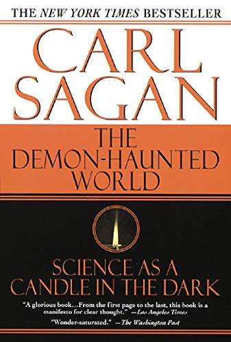 The Demon-Haunted World Science as a Candle in the Dark Reprint, Sagan, Carl -