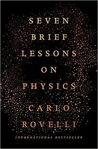 Seven Brief Lessons on Physics, Rovelli, Carlo -