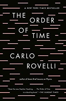 The Order of Time, Rovelli, Carlo -