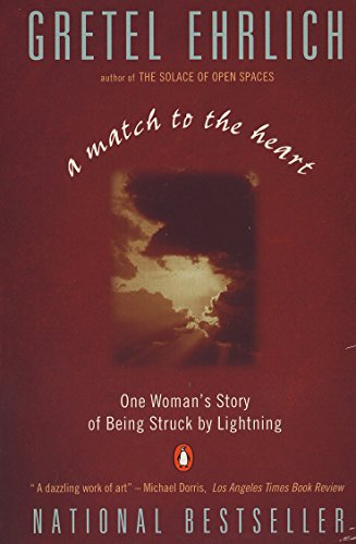 A Match to the Heart One Woman's Story of Being Struck By Lightning  Ehrlich, Gretel