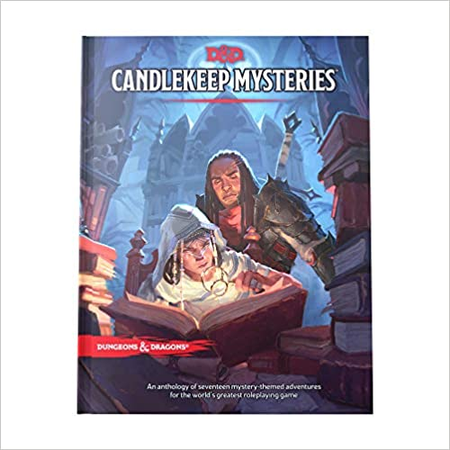 Candlekeep Mysteries (D&D Adventure  - Dungeons & Dragons) (Dungeons and Dragons) Wizards RPG Team 9780786967223