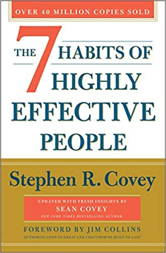 The Habits of Highly Effective People th Anniversary Covey Stephen R
