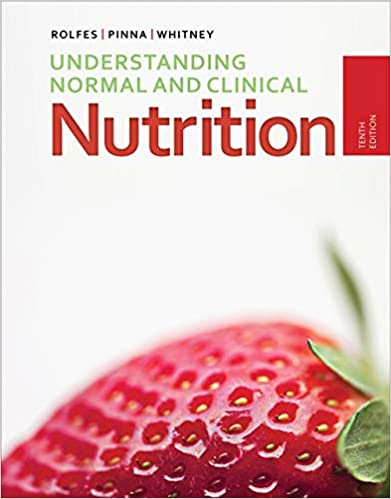Understanding Normal and Clinical Nutrition Medicine Health Science