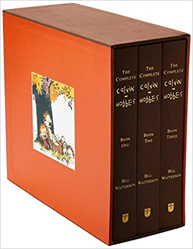 The Complete Calvin and Hobbes Box Set Bill Watterson Bill Watterson