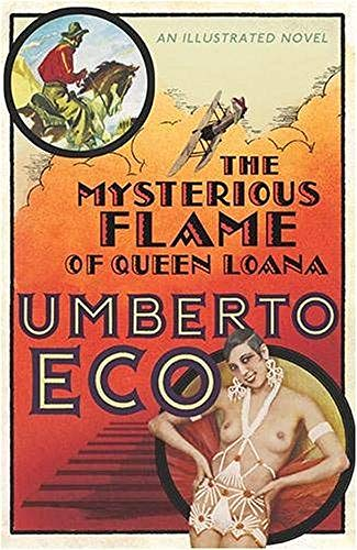 The Mysterious Flame of Queen Loana Eco Umberto