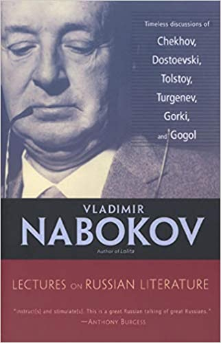 Lectures on Russian Literature Nabokov Vladimir