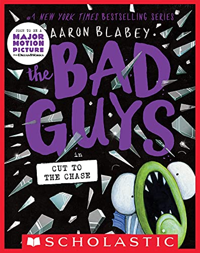 The Bad Guys in Cut to the Chase The Bad Guys Blabey Aaron