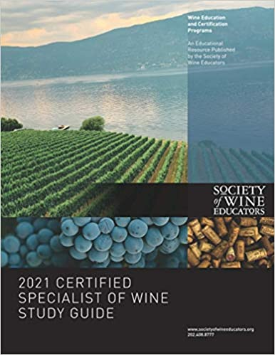 Certified Specialist of Wine Study Guide Nickles Jane