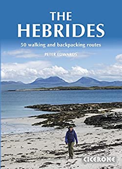 The Hebrides Walking and Backpacking Routes Cicerone Guides Edwards Peter