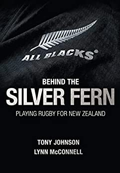 Behind the Silver Fern Playing Rug for New Zealand Behind the Jersey Series Johnson Tony McConnell Lynn