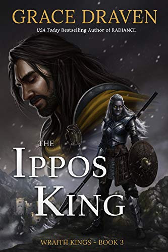 The Ippos King Wraith Kings Draven Grace Gallie Louisa Paranormal Romance