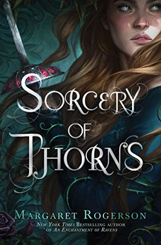 Sorcery of Thorns Rogerson Margaret