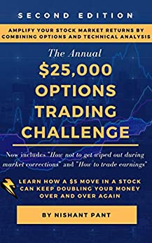 K Options Trading Challenge Second Amplify your Stock Market returns bining Options and Technical Analysis Pant Nishant