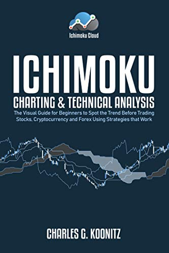 Ichimoku Charting Technical Analysis The Visual Guide for Beginners to Spot the Trend Before Trading Stocks Cryptocurrency and Forex using Strategies that Work Koonitz Charles G