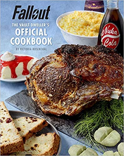 Fallout The Vault Dweller s Official Cook Rosenthal Victoria