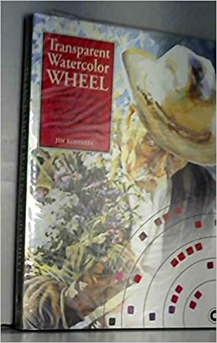 Transparent Watercolor Wheel A Logical and Easy to use System for Taking the Guesswork out of Mixing Colours Kosvanec James