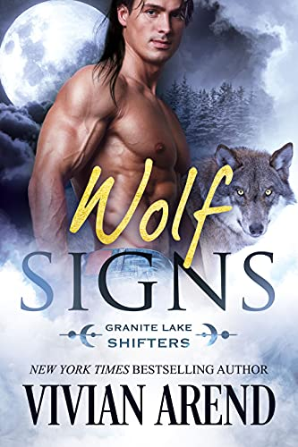 Wolf Signs Granite Lake Wolves Northern Lights Shifters Arend Vivian